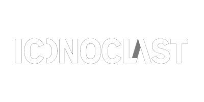 Logo of iconoclast